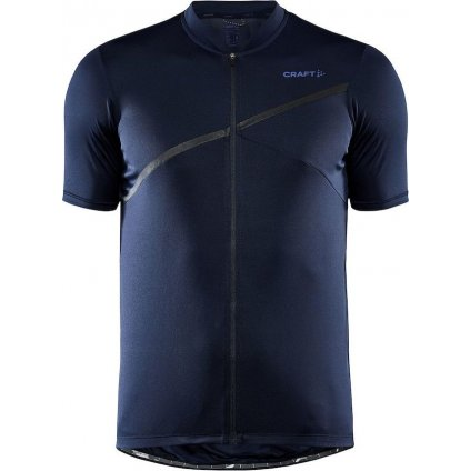 Pánský cyklistický dres CRAFT Core Endur Logo tmavě modrá