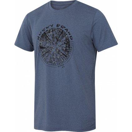 Pánské funkční tričko HUSKY Tash M modrá