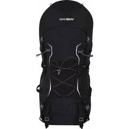 Turistický batoh HUSKY Ultralight Ribon 60l černá