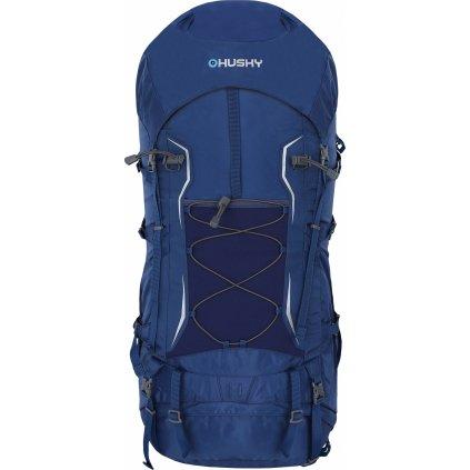 Turistický batoh HUSKY Ultralight Ribon 60l modrá