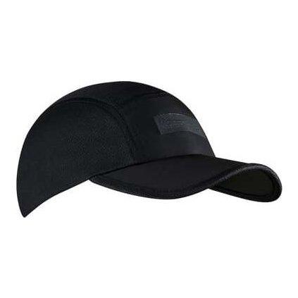 Kšiltovka CRAFT Pro Hypervent černá