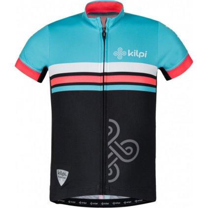 Dívčí cyklo dres KILPI Corridor-jg modrá