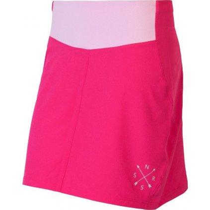 Dámská sukně SENSOR Infinity růžová