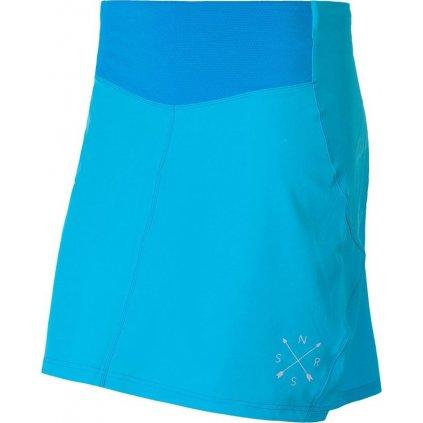 Dámská sukně SENSOR Infinity modrá/be brave