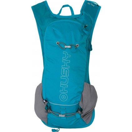 Cyklistický batoh HUSKY Pelen 9l modrá
