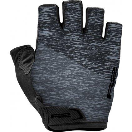 Cyklistické rukavice R2 Spike šedé