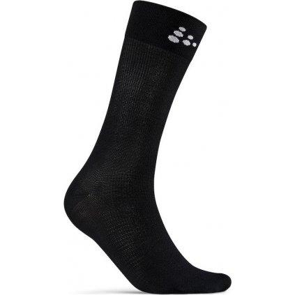Cyklistické ponožky CRAFT Core Endure Bike černá