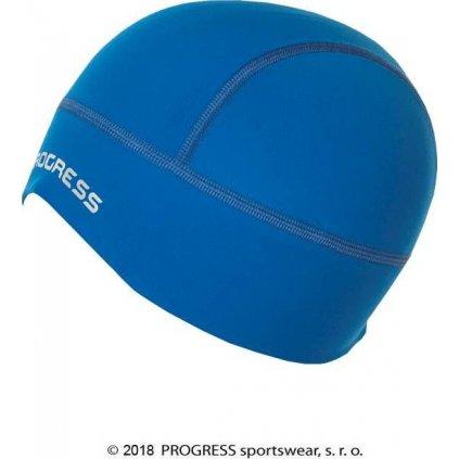 Sportovní čepice PROGRESS Xc Cep modrá