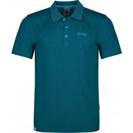 Pánské polo tričko KILPI Collar-m tmavě modrá