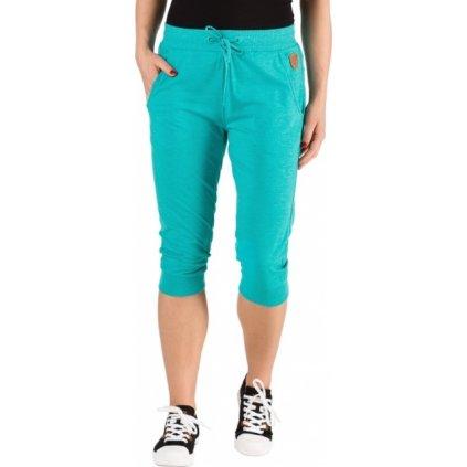 Dámské 3/4 kalhoty SAM 73 Jody zelené
