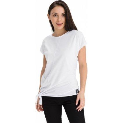 Dámské triko SAM 73 Molly bílé