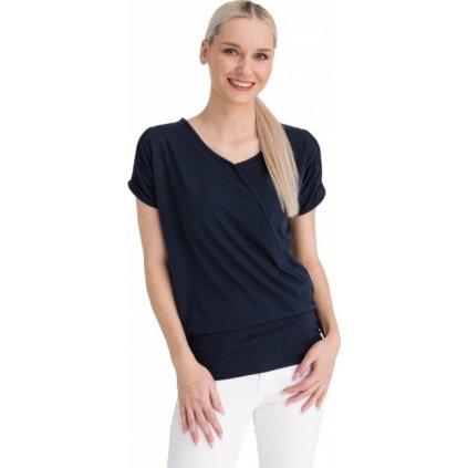 Dámské triko SAM 73 Julia modré
