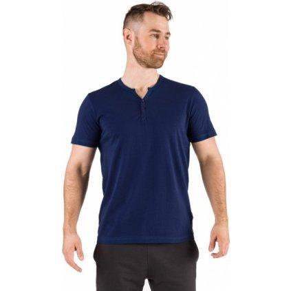 Pánské triko SAM 73 Loran modré