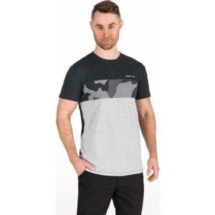 Pánské triko SAM 73 Lewis černé