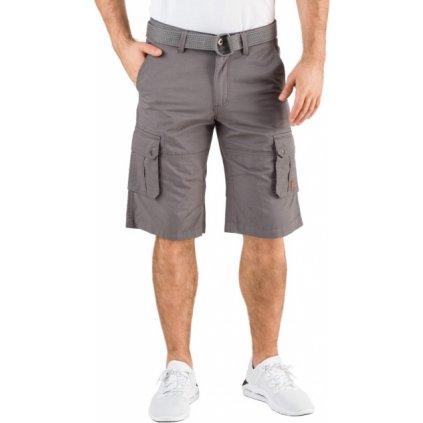 Pánské šortky SAM 73 Milas šedé