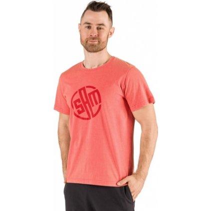 Pánské triko SAM 73 Alif růžové