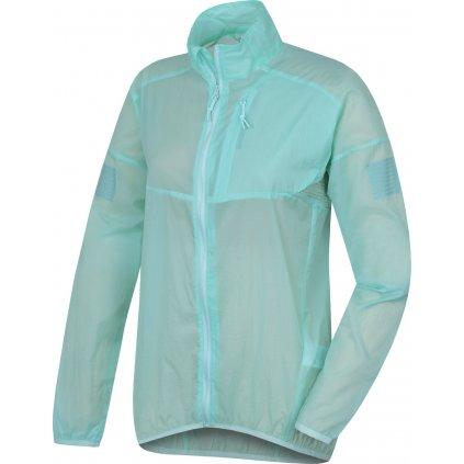 Dámská ultralehká bunda HUSKY  Loco L sv. tyrkysová