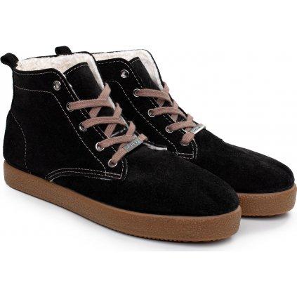 Dámské boty WOOX Hibernus Ater