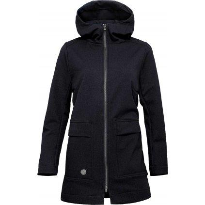 Dámský softshellový kabát WOOX Mollis Concha Caligo Chica