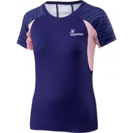 Dámské funkční triko KLIMATEX Tesane modrá