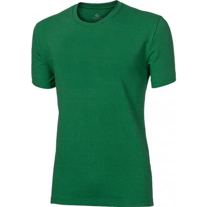 Pánské bambusové triko PROGRESS Barbar zelená