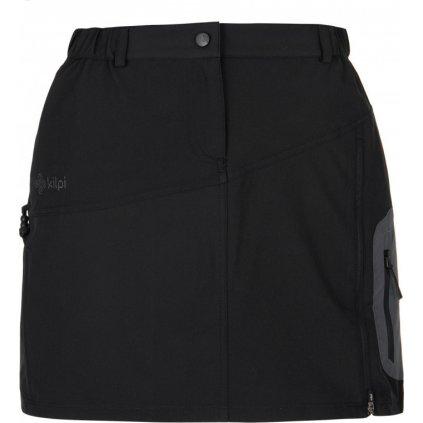 Dámská outdoorová sukně KILPI Ana-w černá