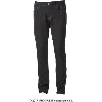 Pánské zimní kalhoty PROGRESS Malvik černá