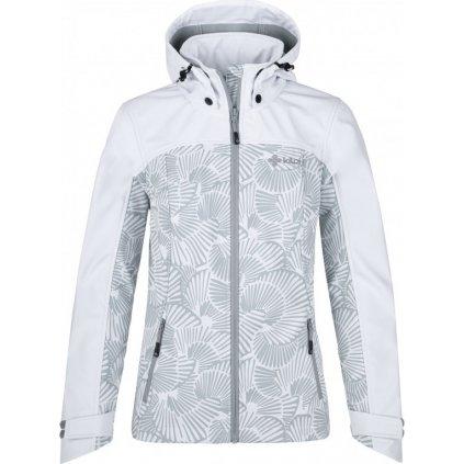 Dámská softshellová bunda KILPI Ravia-w bílá