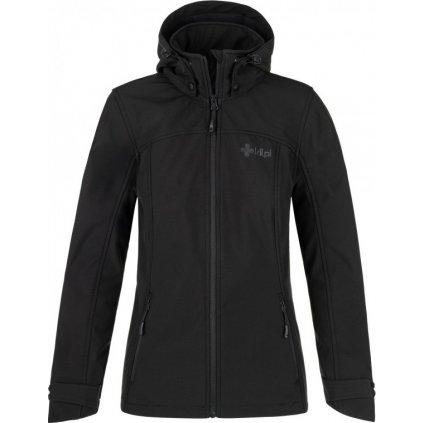 Dámská softshellová bunda KILPI Ravia-w černá