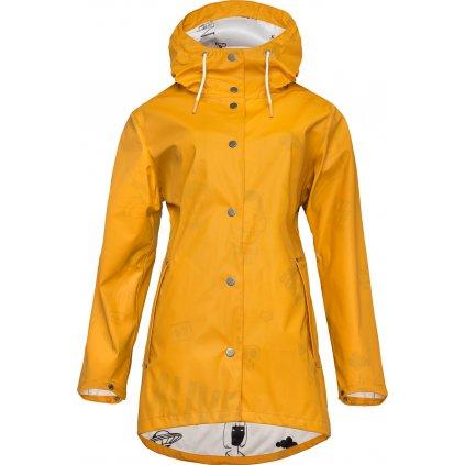 Dímská pláštěnka WOOX Pluviam Urban Golden Chica