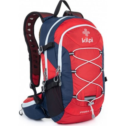 Turistický batoh KILPI Pyora-u 20L červená