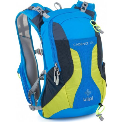 Turistický batoh KILPI Cadence-u 10L modrá