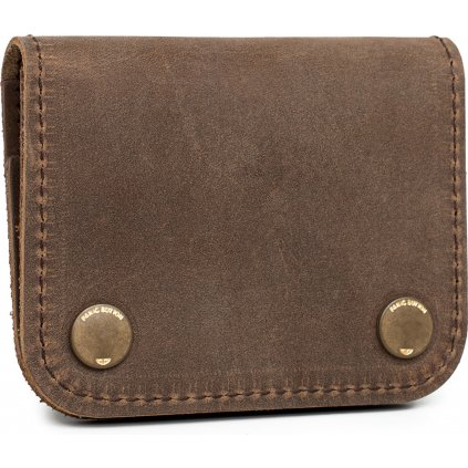 Peněženka WOOX Moneta Exigum Fusca