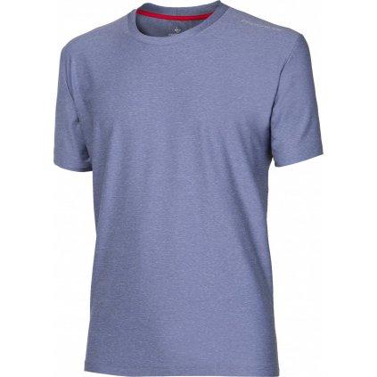 Pánské sportovní tričko PROGRESS Primitiv šedý melír