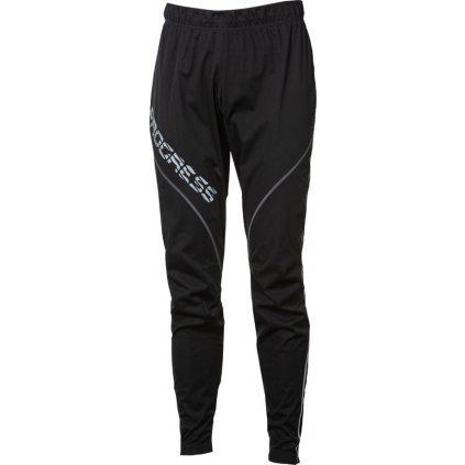 Pánské zimní softshellové kalhoty PROGRESS Primer černá