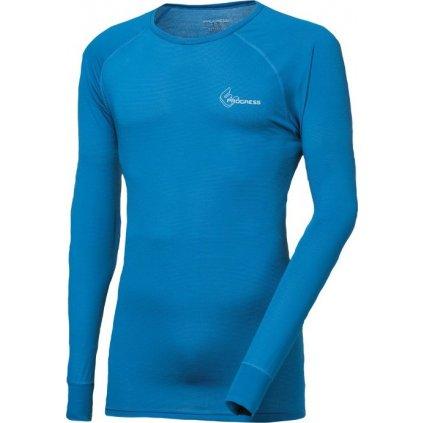 Pánské funkční tričko PROGRESS St Ndr modrá
