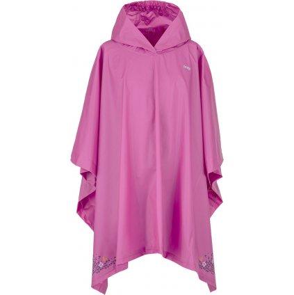 Dětská pláštěnka LOAP Xante růžová