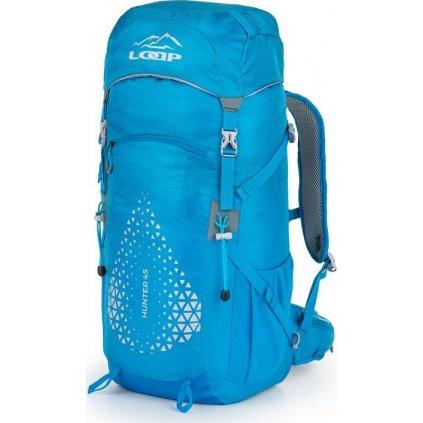 Turistický batoh LOAP Hunter 45 modrý