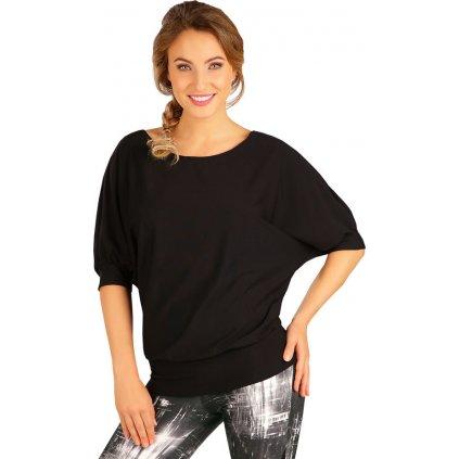 Dámské funkční tričko LITEX černé