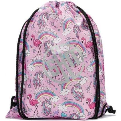 Gym bag SAM 73 Lexelle růžový