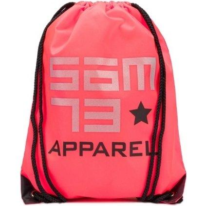 Gym bag SAM 73 Wesle růžový