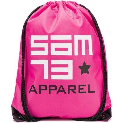 Gym bag SAM 73 Gavine růžový
