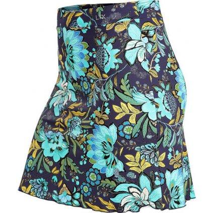 Dámská sukně LITEX modrá