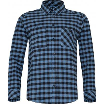 Pánská flanelová košile WOOX Camisia Crown Senor
