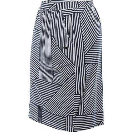Dámská sukně ALPINE PRO Lera proužky