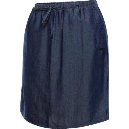 Dámská sukně ALPINE PRO Voria modrá