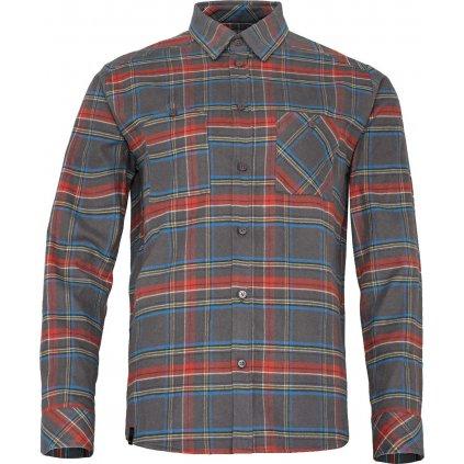 Pánská košile WOOX Camisia Cinnabar