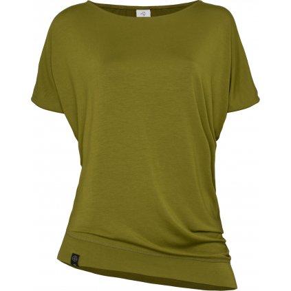 Dámské tričko WOOX Hornus Persea