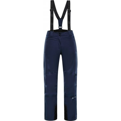 Dámské lyžařské kalhoty ALPINE PRO Anika modré