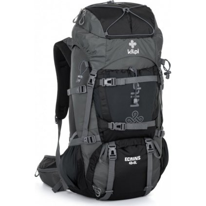 Turistický batoh KILPI Ecrins-u 45+5 L černá